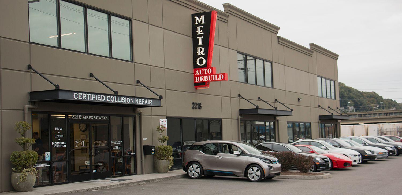 We've specialized in premium auto body repair since 1969