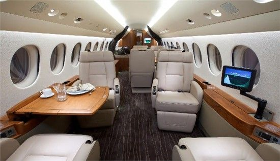 Falcon 7X, Price Reduced, EASY II Upgrades, Engines on ESP Platinum #aircraftforsale