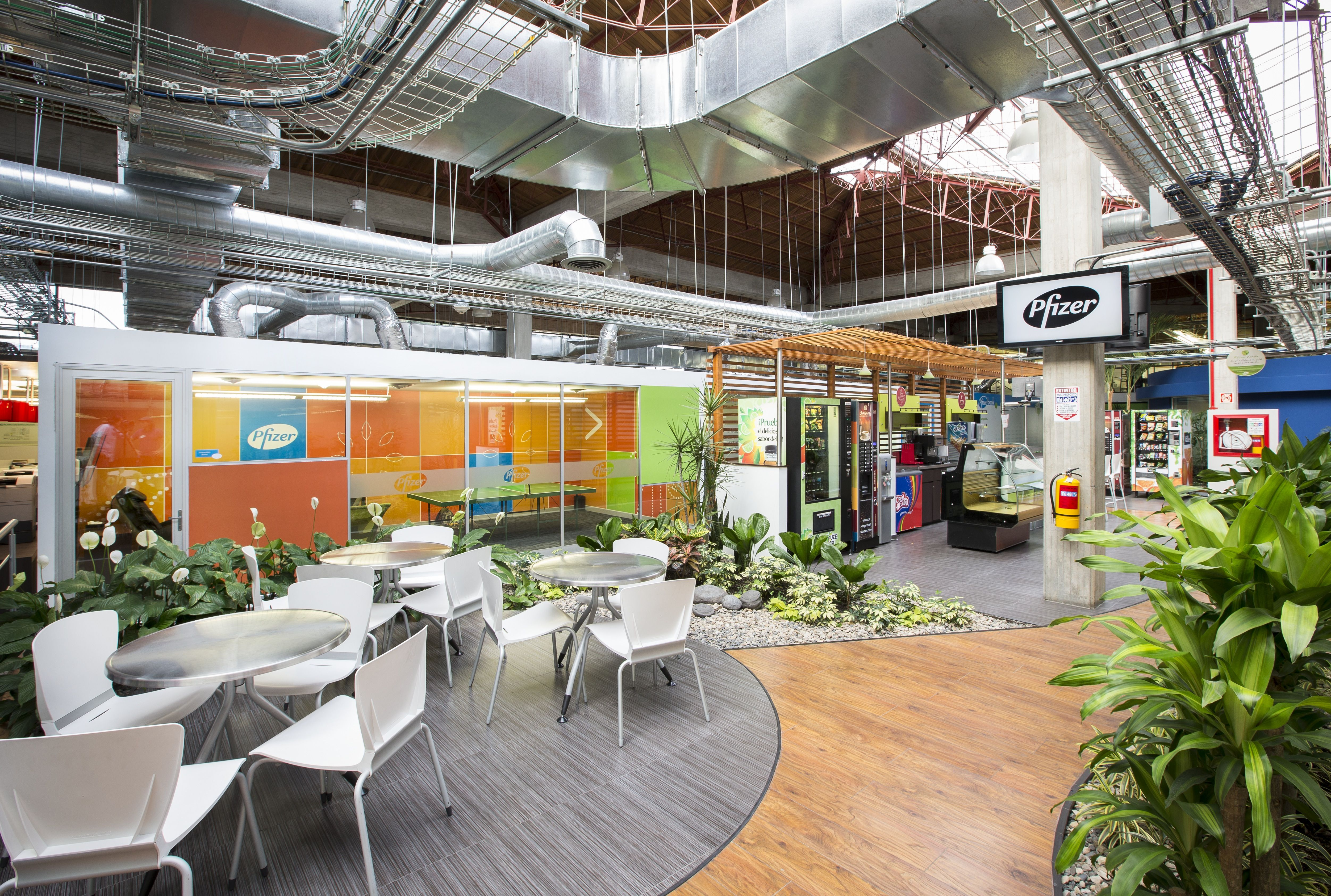 Pfizer Bogota Colombia Architect Office Idea Pinterest  # Muebles Rotterdam Bogota