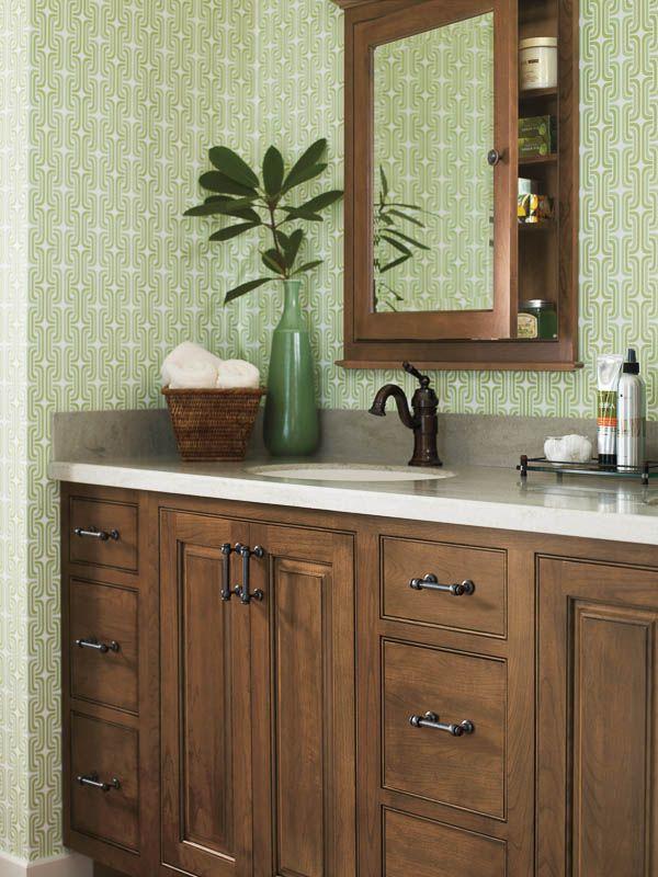 Genial Omega Cabinetryu0027s New Bathroom Vanity Line