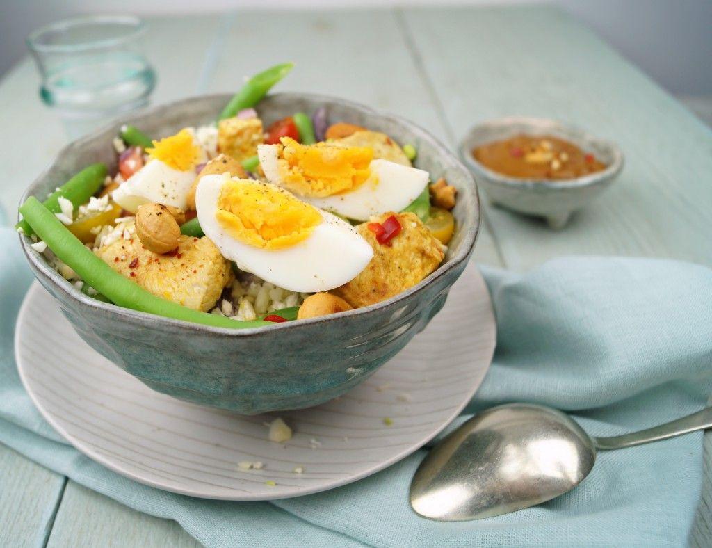 Sperziebonen salade: eenvoudig, lekker en koolhydraatarm