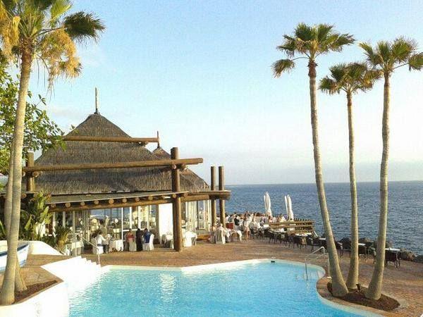 Hotel Las Rocas Beach Club Tenerife