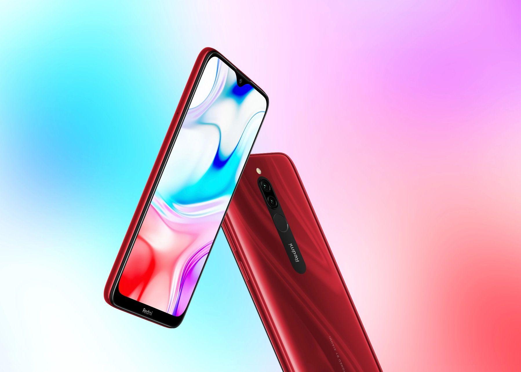 Xiaomi Redmi 8 Devoile Lecteur Dempreinte Et Usb C Rapide De