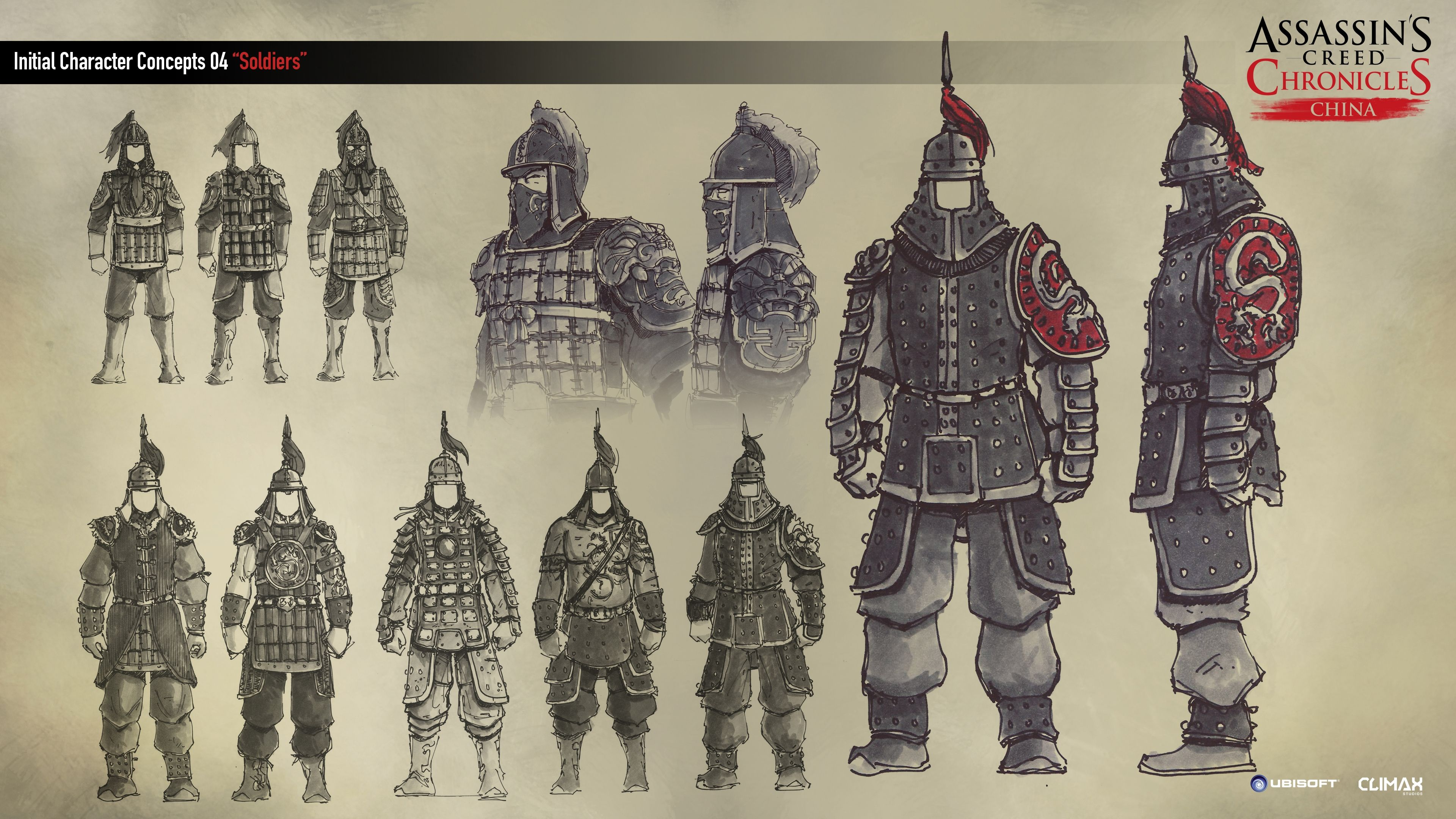 Assassin S Creed China Concept Art Assassins Creed Assassin S