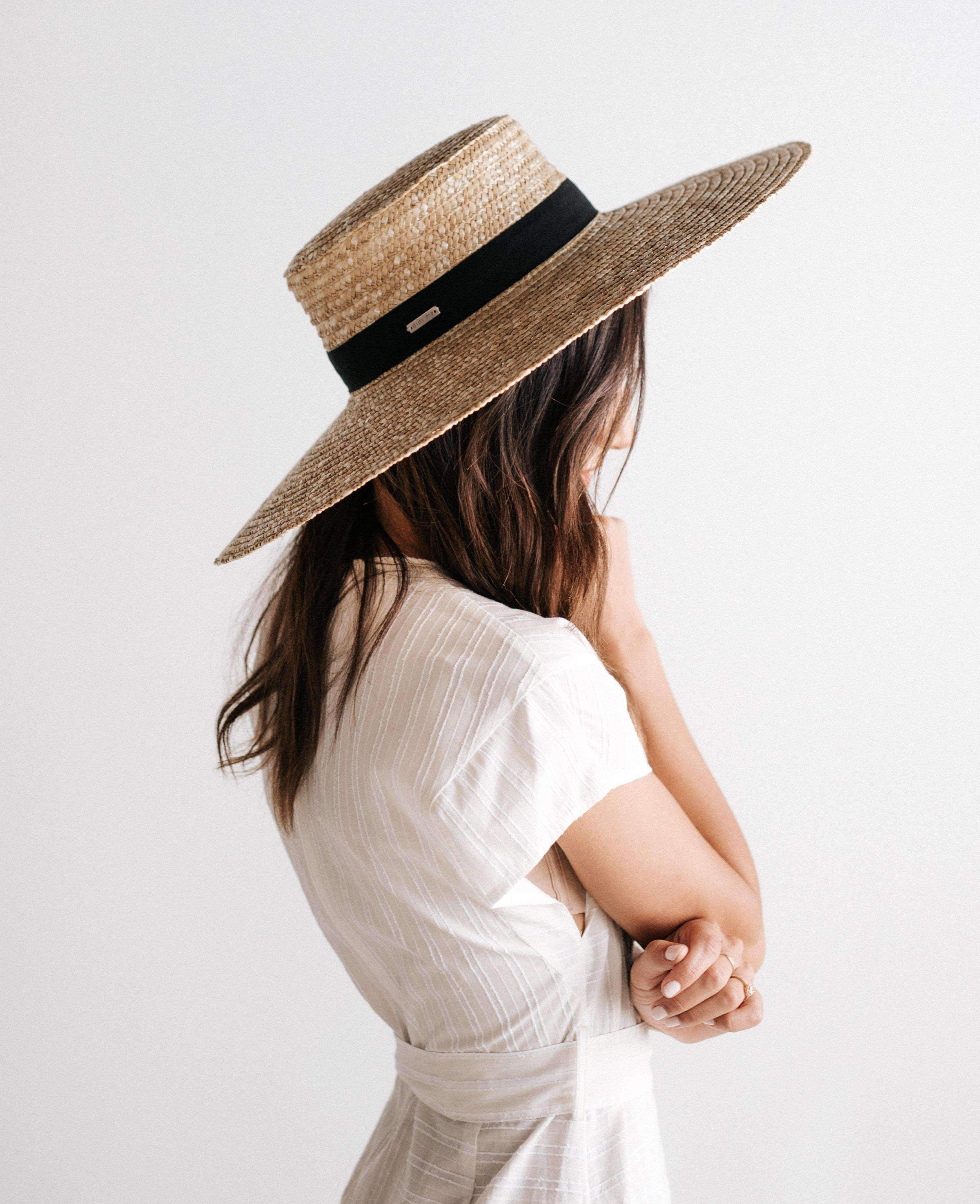 Gwen Wide Brim Sun Hat In 2021 Wide Brim Sun Hat Outfits With Hats Monroe Hat