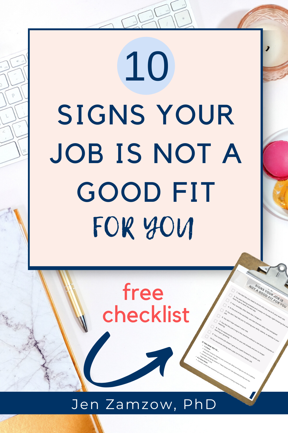 Is your job a good fit for you? How can you know when to