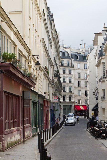Rue du Croissant, Paris | Paris ~ Streets | Pinterest