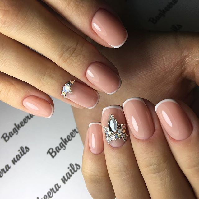 Variety Of Nail Art By Yours Truly: Nail Color And Style Are Very Trendy These Days And The