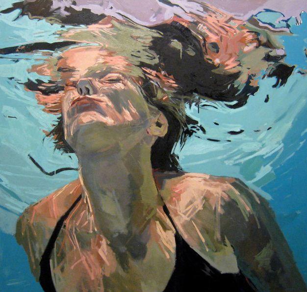 By Samantha French Kunstmalerei Malerei Kunst Aquarell
