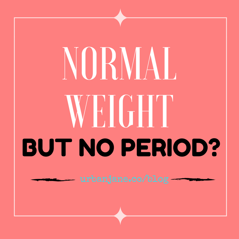 Not Underweight But No Period? Why It Happens Normal