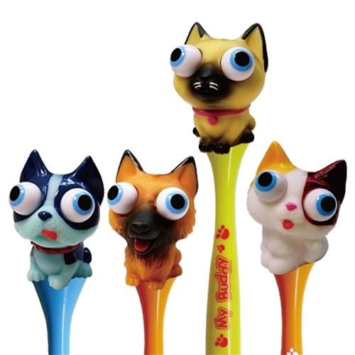 iPOP Pen Cats and Dogs - Pens - Office Supplies