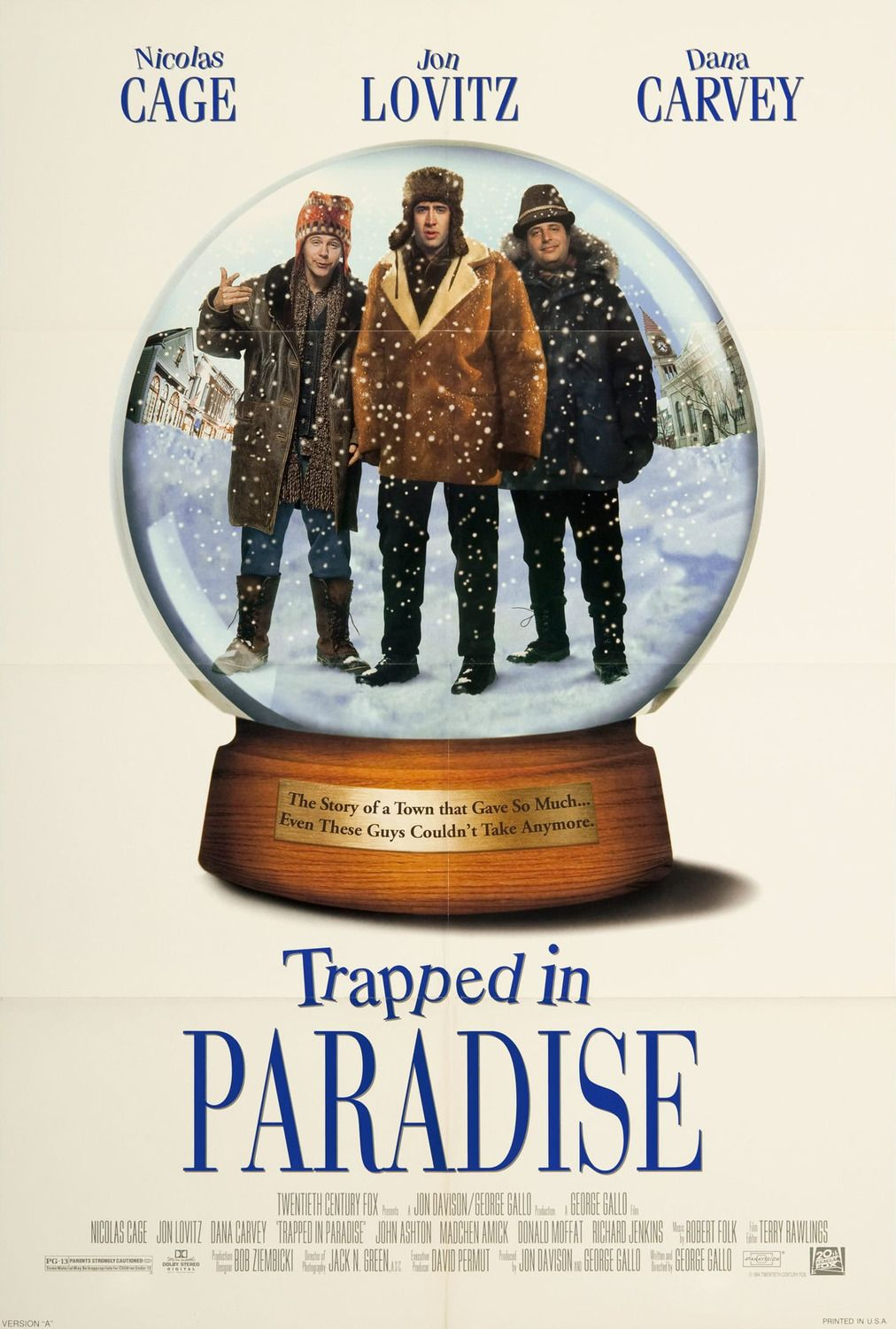 Return to the main poster page for Trapped In Paradise (#1 of 2