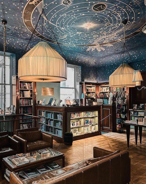Magical Bookshops