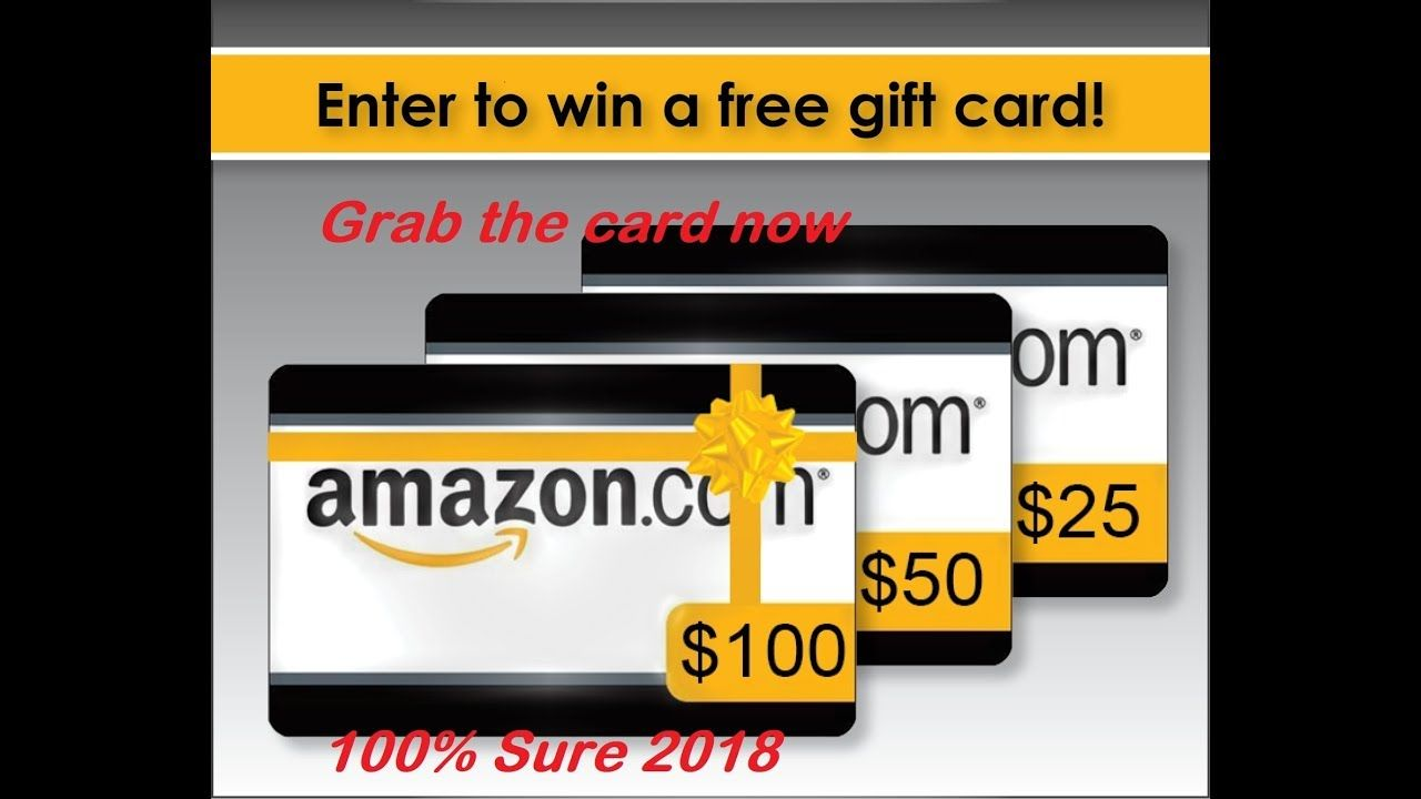 How To Get Amazon Gift Card Code Free Amazon Gift Card Amazon Gift Car Amazon Gift Card Free Gift Card Generator Free Amazon Products