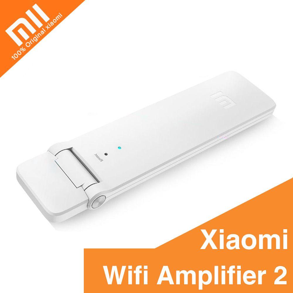 Original XiaoMi Mi WiFi Verstärker 2 Zwei Wireless Router Mini ...