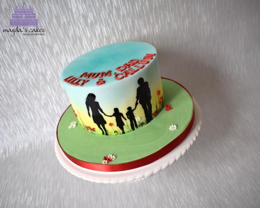 Family by Magda's Cakes