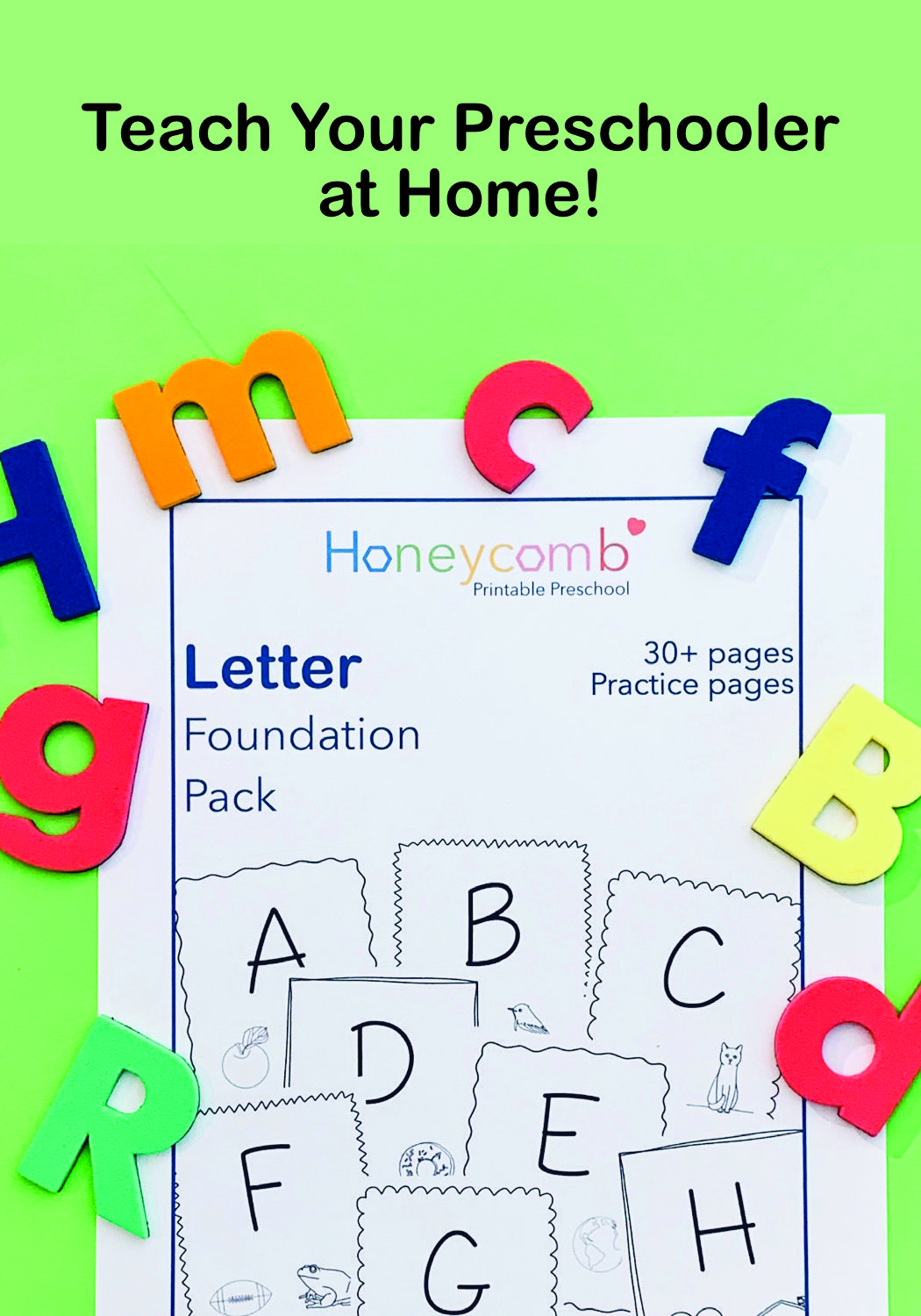 Foundation Letter Pack