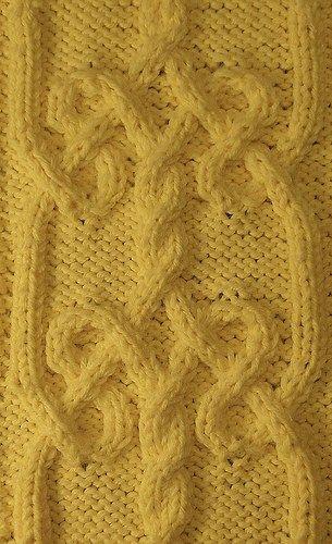 Celtic Flourish | Pinterest | Strickmuster, Muster stricken und ...