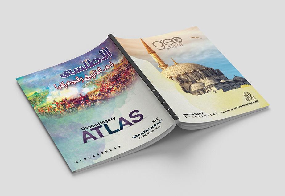 غلاف مذكرة On Behance Graphic Design Creative Design