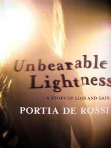 Unbearable Lightness ~ Portia De Rossi Photo