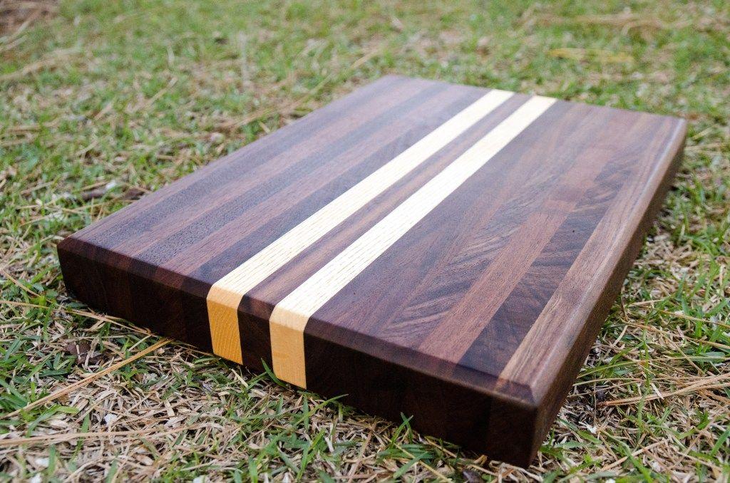 How to build an edge grain butcher block woodworking