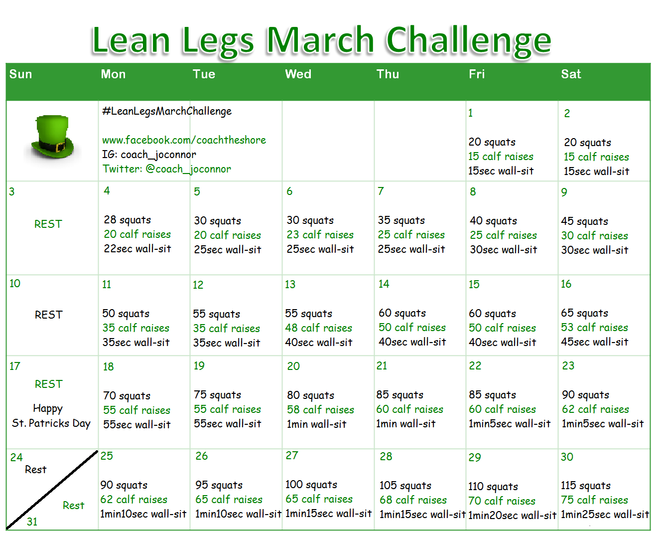 Pin By Ashley Marie On Words To Live By March Fitness Challenge March Workout Workout Challenge