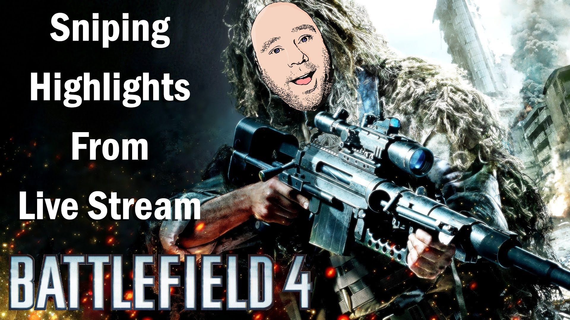 Battlefield 4 Sniping Highlights from the live show