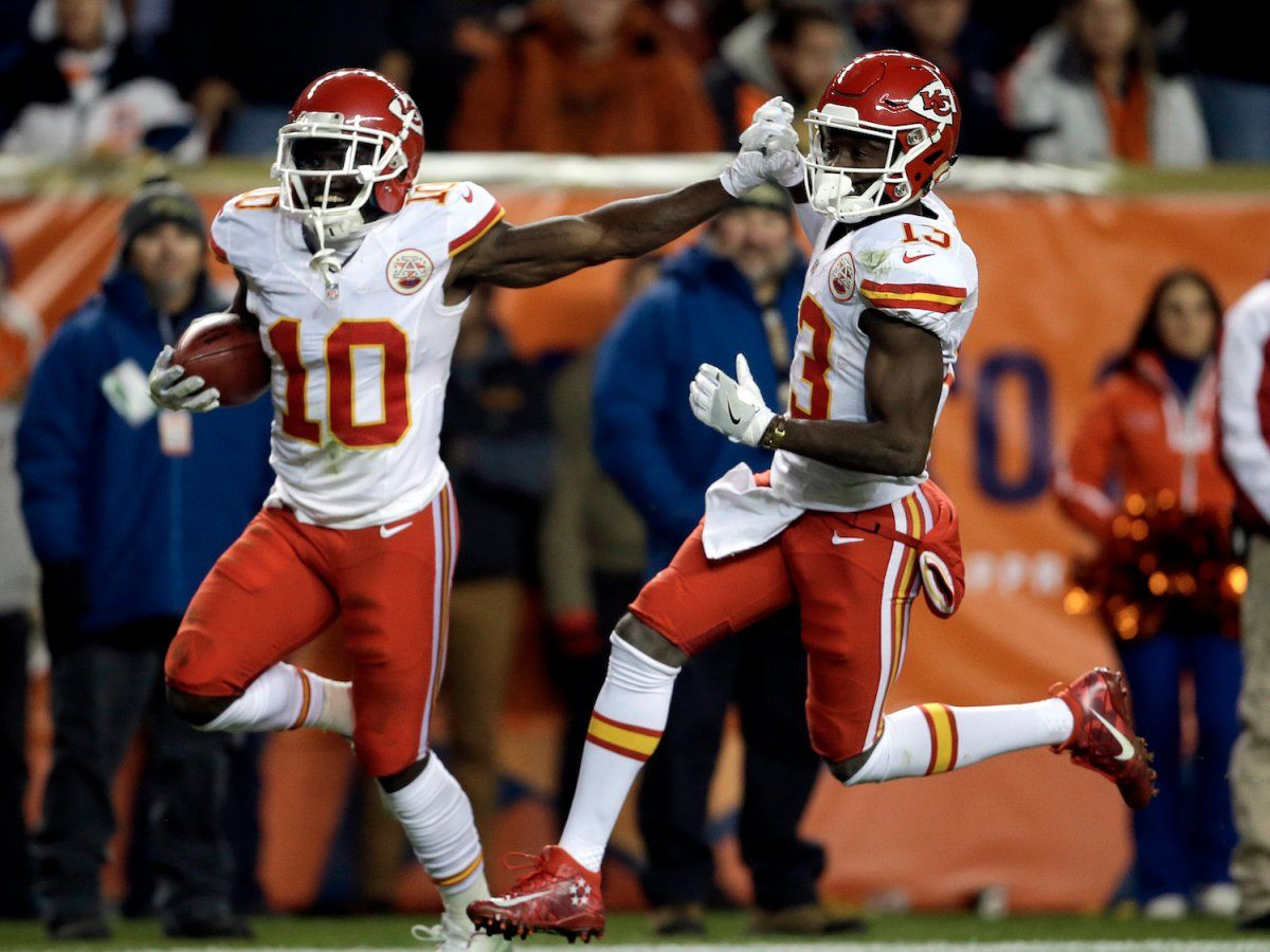 5. Kansas City Chiefs