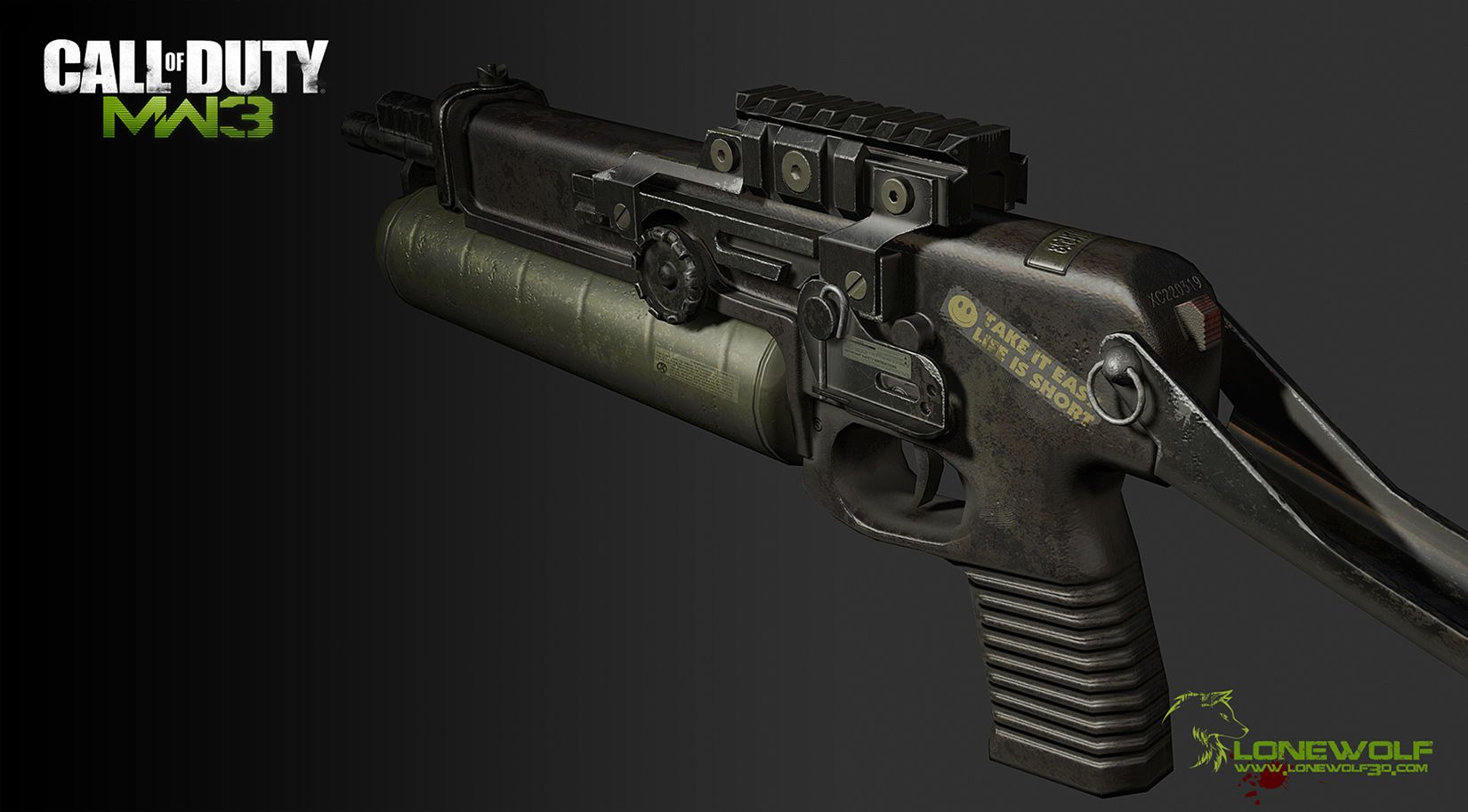 Weapons – Call of Duty: MW3 | Weapons | Call of duty