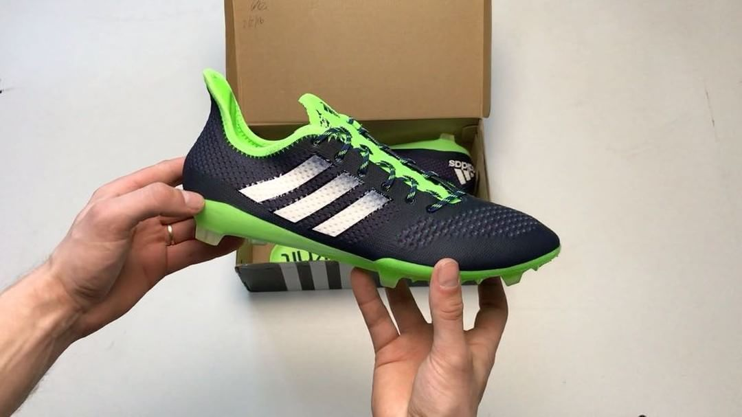 Unboxing te Adidas Primeknit 2.0 Limited Edition! A very good looking boot  and comfortable! What do you think of them   Big thanks to  elite sk ! 7fa64499c1c43
