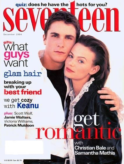 This issue was everything to me back then..