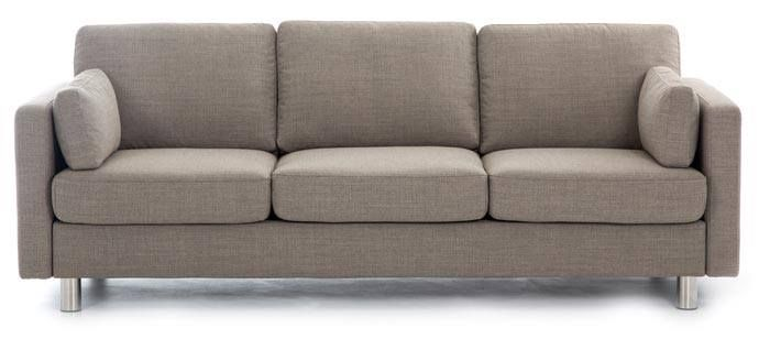Sofa Canape Moderne Confortable Stressless E600 3 Places Elegance