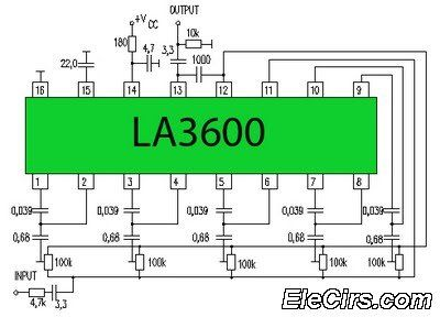 5 Band Equalizer Circuit using | Equalizer, Electronics circuit, Electronic  schematicsPinterest