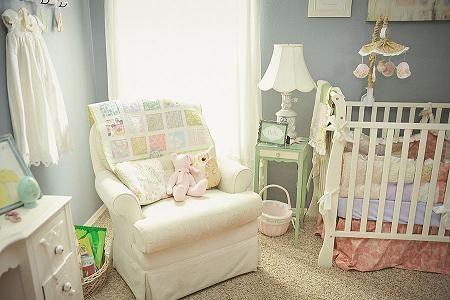 Habitación de bebé vintage | Nursery Inspiration | Pinterest ...
