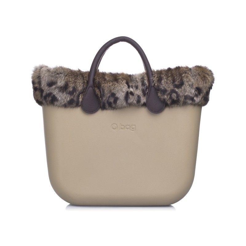 O Bag Lapin Trim Classic Bags