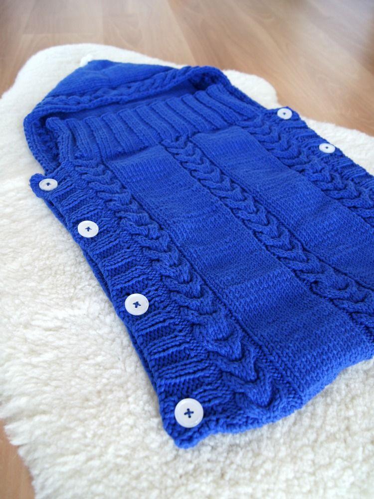 babyschlafsack freebook babyschlafsack schlafs cke und stricken. Black Bedroom Furniture Sets. Home Design Ideas