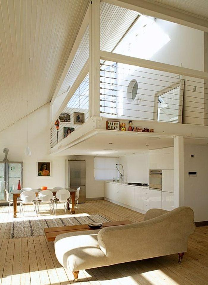 51 photos pour trouver le meilleur am nagement de combles deco pinterest combles canap. Black Bedroom Furniture Sets. Home Design Ideas