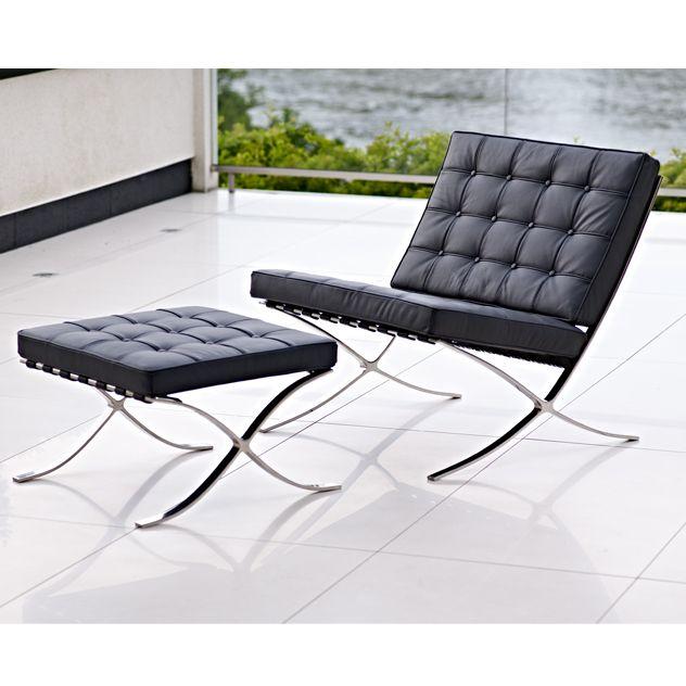 Barcelona Chair. Need.