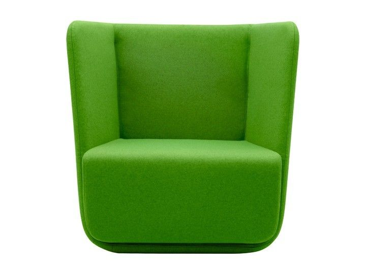 Relaxsessel Wohnzimmer ~ Basket sessel wohnzimmer niedrig softline filz grüne möbel