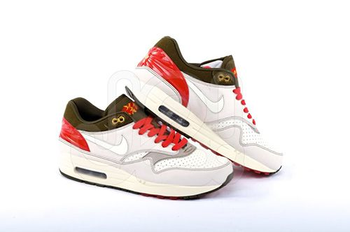 Nike Air Max 1 Year Of The Ox | Sneakers nike, Sneakers, Nike