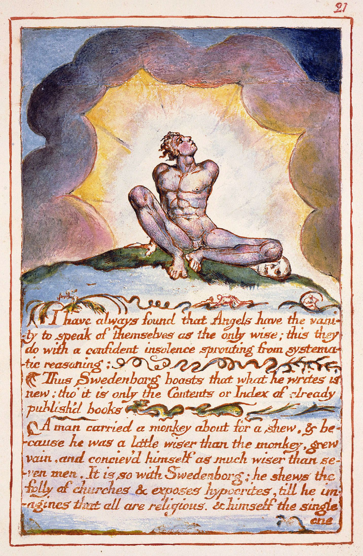 a comparison of william blakes compositions In the poem 'the lamb', i interpret that william blake discusses many points questioning creation comparison of theme betweeen william blakes poems the tiger.