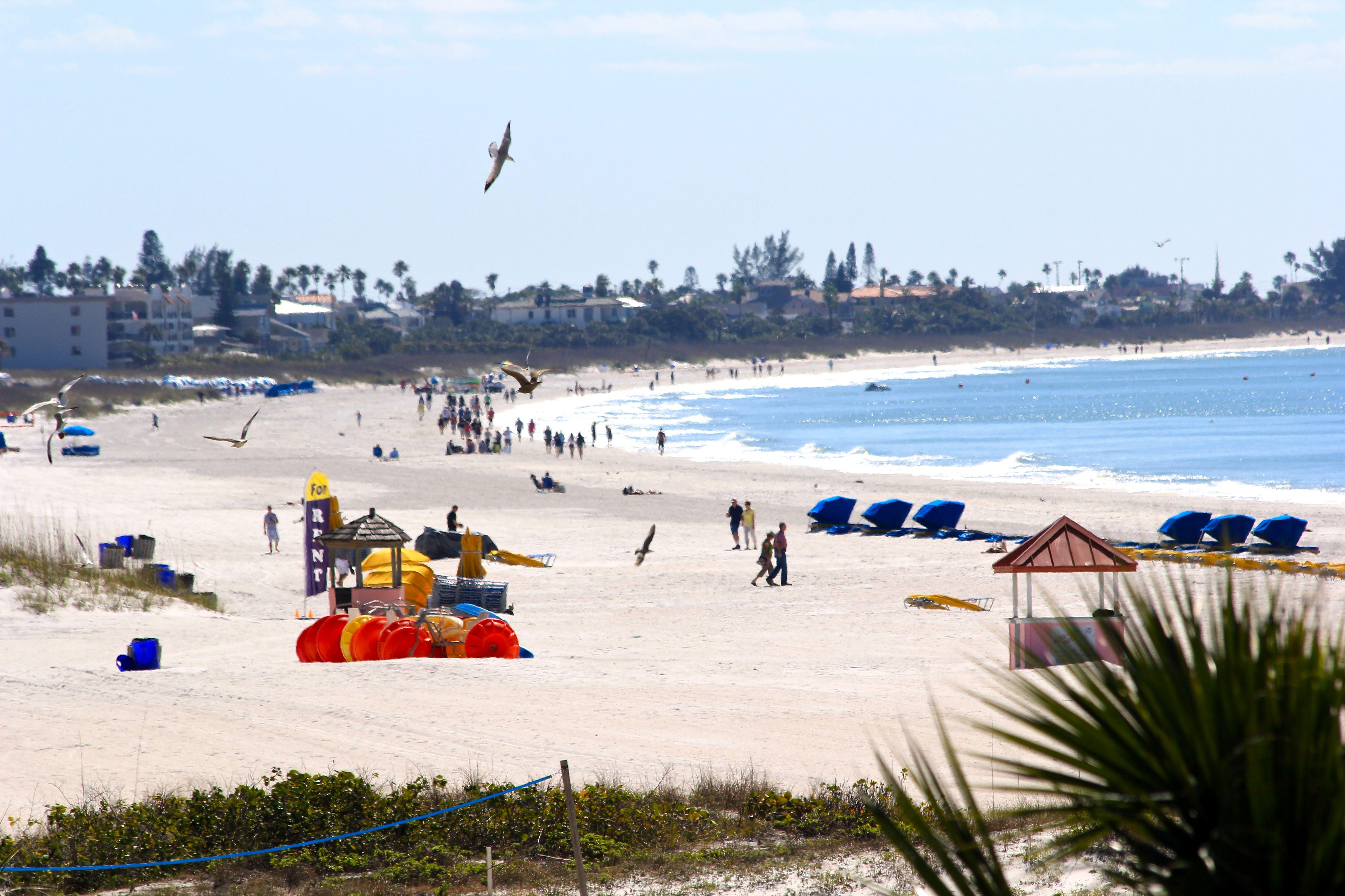 St. Pete Beach Beach, Dolores park, Park