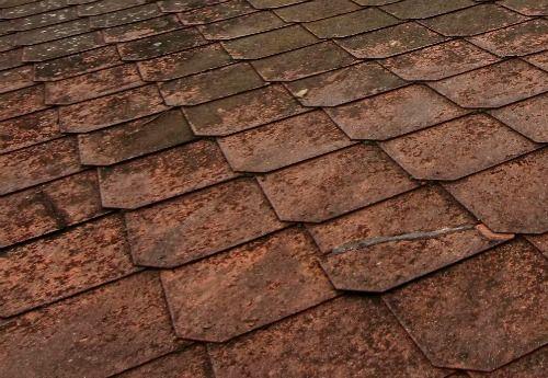 Matching My 100 Year Old Asbestos Tile Roof Asbestos Tile Asbestos Roof