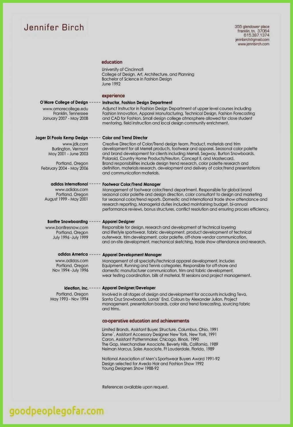 Trade Resume Examples 75 Awesome Photos Of Resume Examples Not Much Experience Resume