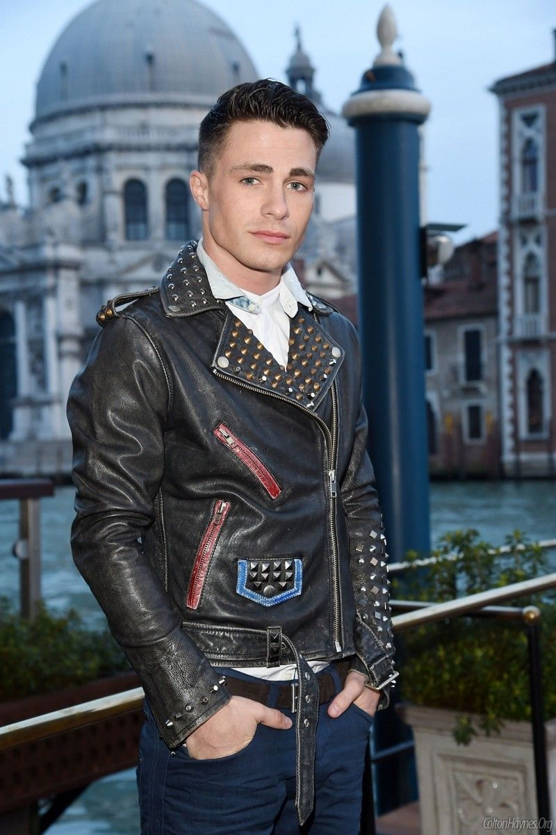 Colton Haynes Announces That He's The New Face of Diesel by Nicola Formichetti