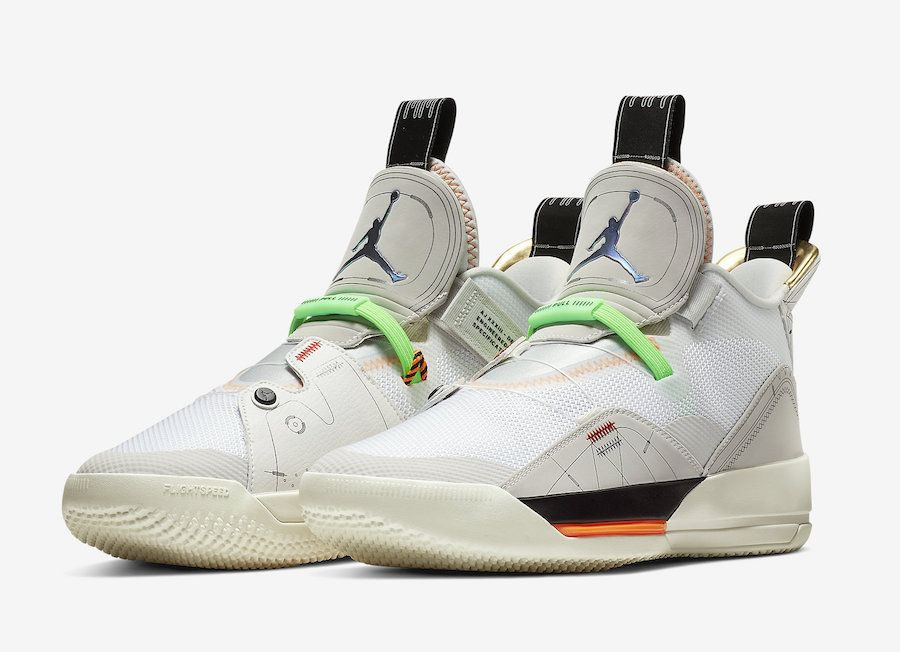 Air Jordan 33 Vast Grey AQ8830 004 Release Date SBD | Air