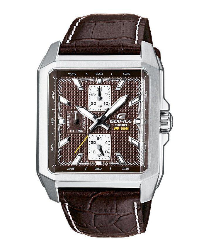 3ac5ca0fd861 Reloj Casio Edifice EF-333L-5AVEF elegante y deportivo por sólo 56 euros.