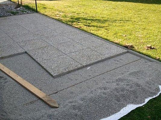 Waschbetonplatten Kaufen monsterhaus waschbetonplatten verlegen preise garden ideas