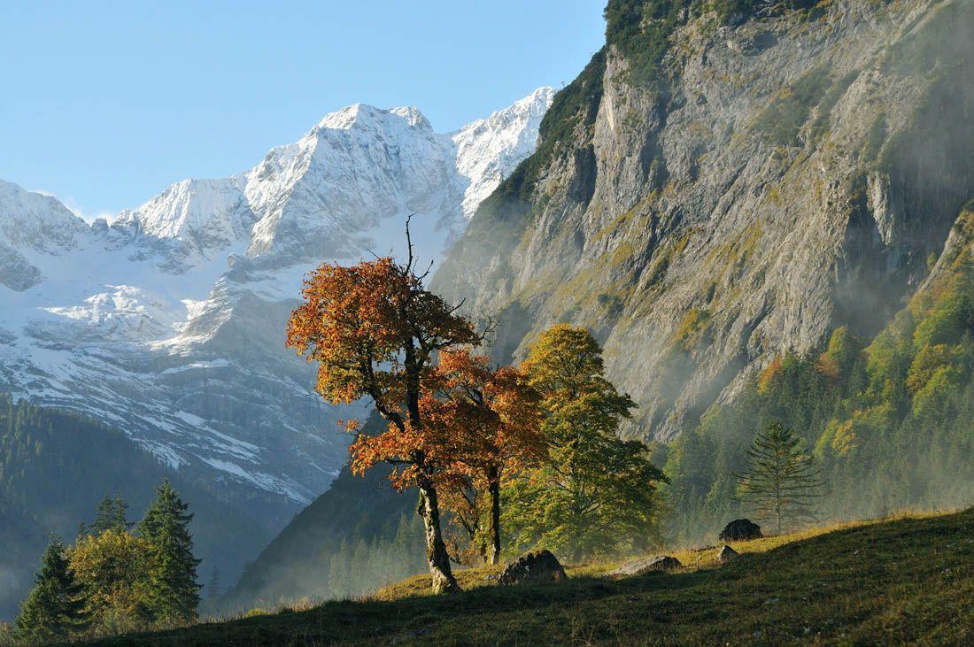 Ahornboden By Hans Deutschmann On 500px Maple Trees In Autumn