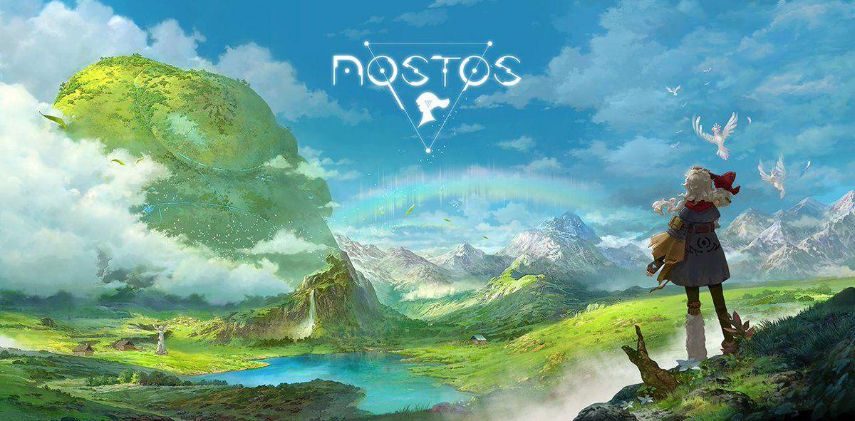 Nostos A Beautiful CrossPlatform Open World Multiplayer